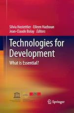 Technologies for Development af Silvia Hostettler