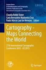Cartography - Maps Connecting the World (Lecture Notes in Geoinformation And Cartography)
