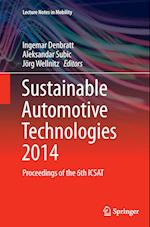 Sustainable Automotive Technologies 2014 (Lecture Notes in Mobility)
