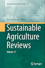 Sustainable Agriculture Reviews (Sustainable Agriculture Reviews, nr. 17)