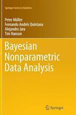 Bayesian Nonparametric Data Analysis (Springer Series in Statistics)