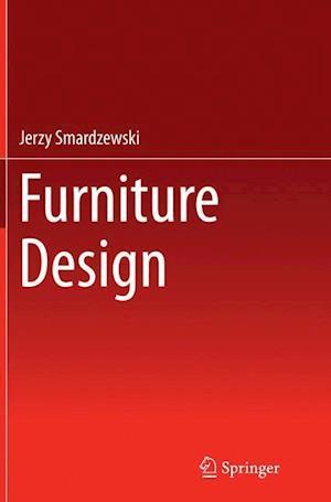 Bog, paperback Furniture Design af Jerzy Smardzewski
