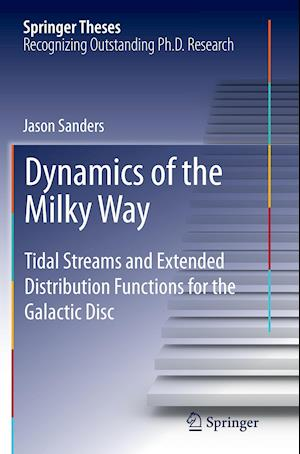 Bog, paperback Dynamics of the Milky Way af Jason Sanders