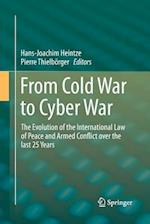 From Cold War to Cyber War