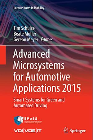 Advanced Microsystems for Automotive Applications 2015