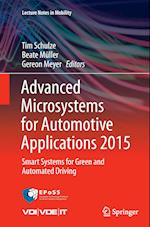 Advanced Microsystems for Automotive Applications 2015 (Lecture Notes in Mobility)