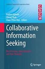 Collaborative Information Seeking (Computer Supported Cooperative Work)