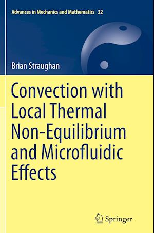 Convection with Local Thermal Non-Equilibrium and Microfluidic Effects