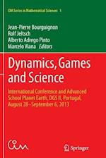 Dynamics, Games and Science (CIM Series in Mathematical Sciences, nr. 1)