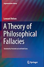 A Theory of Philosophical Fallacies (Argumentation Library, nr. 27)