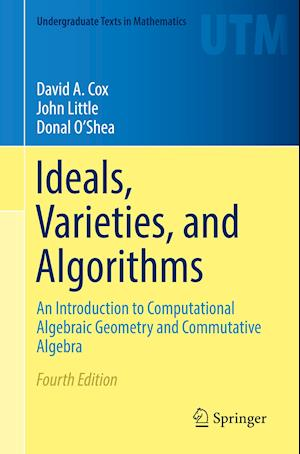 Bog, paperback Ideals, Varieties, and Algorithms af David A. Cox