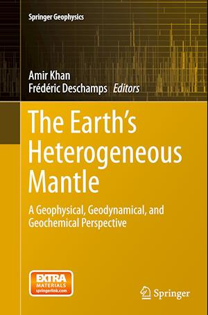 Bog, paperback The Earth's Heterogeneous Mantle af Amir Khan