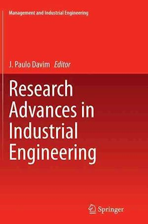 Research Advances in Industrial Engineering