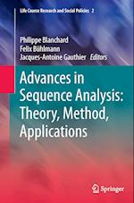 Advances in Sequence Analysis: Theory, Method, Applications (Life Course Research and Social Policies, nr. 2)