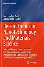 Recent Trends in Nanotechnology and Materials Science (Engineering Materials)