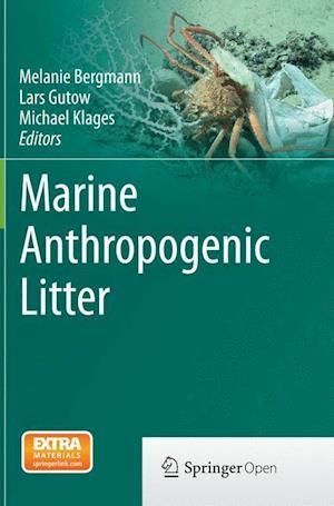 Bog, hæftet Marine Anthropogenic Litter