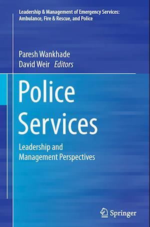 Bog, paperback Police Services af Paresh Wankhade