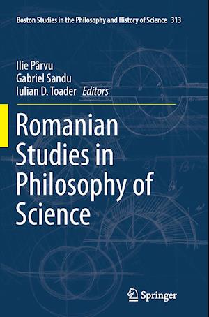 Bog, paperback Romanian Studies in Philosophy of Science af Ilie Parvu