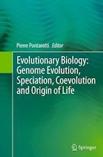 Evolutionary Biology: Genome Evolution, Speciation, Coevolution and Origin of Life af Pierre Pontarotti