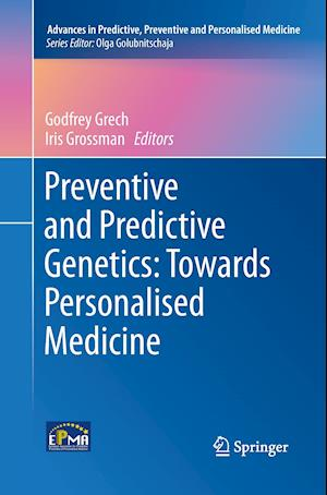 Bog, paperback Preventive and Predictive Genetics: Towards Personalised Medicine af Godfrey Grech