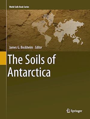 Bog, hæftet The Soils of Antarctica