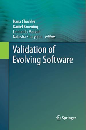 Bog, paperback Validation of Evolving Software af Hana Chockler