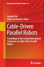 Cable-Driven Parallel Robots af Andreas Pott