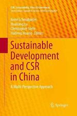 Sustainable Development and CSR in China (CSR Sustainability Ethics Governance)