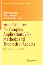 Finite Volumes for Complex Applications VII-Methods and Theoretical Aspects (Springer Proceedings in Mathematics and Statistics, nr. 77)