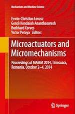 Microactuators and Micromechanisms (Mechanisms and Machine Science, nr. 30)