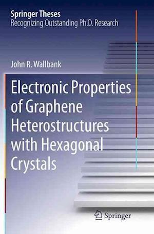 Electronic Properties of Graphene Heterostructures with Hexagonal Crystals