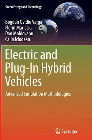 Bog, paperback Electric and Plug-in Hybrid Vehicles af Bogdan Ovidiu Varga