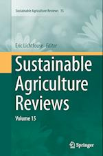 Sustainable Agriculture Reviews (Sustainable Agriculture Reviews, nr. 15)