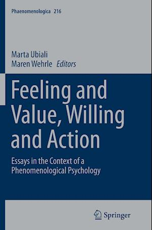 Bog, paperback Feeling and Value, Willing and Action af Marta Ubiali