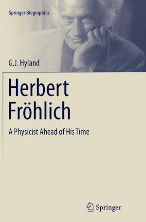 Bog, paperback Herbert Frohlich af G. J. Hyland