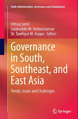 Bog, hæftet Governance in South, Southeast, and East Asia : Trends, Issues and Challenges