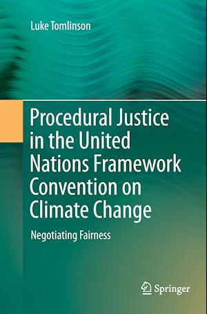 Bog, paperback Procedural Justice in the United Nations Framework Convention on Climate Change af Luke Tomlinson