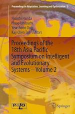 Proceedings of the 18th Asia Pacific Symposium on Intelligent and Evolutionary Systems (Proceedings in Adaptation Learning and Optimization, nr. 2)