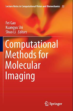 Bog, hæftet Computational Methods for Molecular Imaging