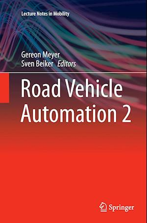 Bog, hæftet Road Vehicle Automation 2