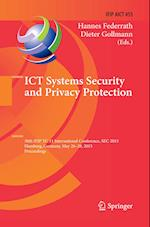 ICT Systems Security and Privacy Protection (Ifip Advances in Information and Communication Technology, nr. 455)