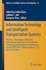 Information Technology and Intelligent Transportation Systems (Advances in Intelligent Systems and Computing, nr. 455)
