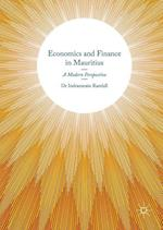 Economics and Finance in Mauritius af Indranarain Ramlall