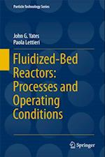 Fluidized-Bed Reactors: Processes and Operating Conditions (PARTICLE TECHNOLOGY SERIES)