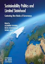 Sustainability Politics and Limited Statehood (Governance and Limited Statehood)