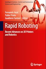 Rapid Roboting (Intelligent Systems, Control and Automation: Science and Engineering, nr. 82)