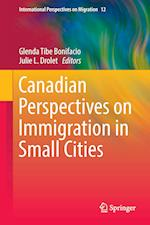 Canadian Perspectives on Immigration in Small Cities (International Perspectives on Migration, nr. 12)
