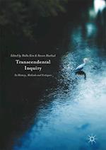 Transcendental Inquiry af Halla Kim