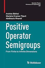 Positive Operator Semigroups : From Finite to Infinite Dimensions