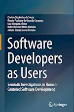 Software Developers as Users